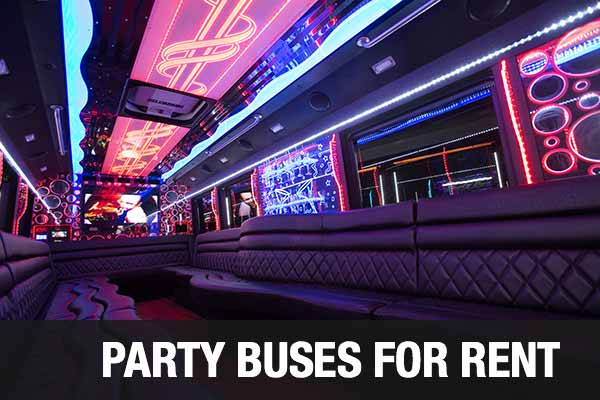 Party Bus Scottsdale