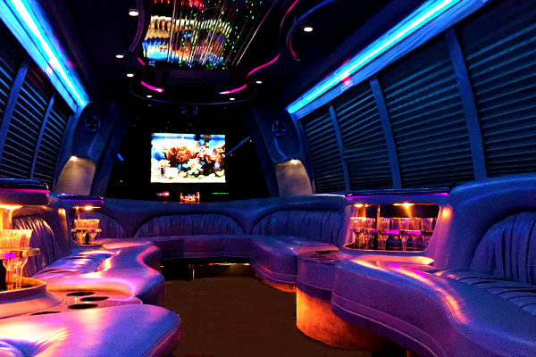 Scottsdale 18 Passenger Party Bus