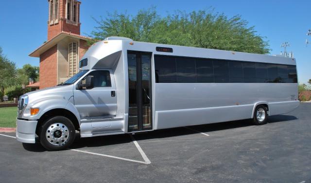 Scottsdale 40 Person Shuttle Bus